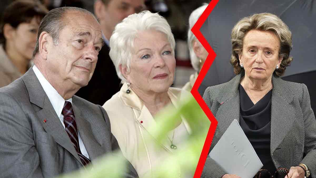 Jacques Chirac : sa ruse avec Line Renaud pour raccourcir les dîners mondains de Bernadette