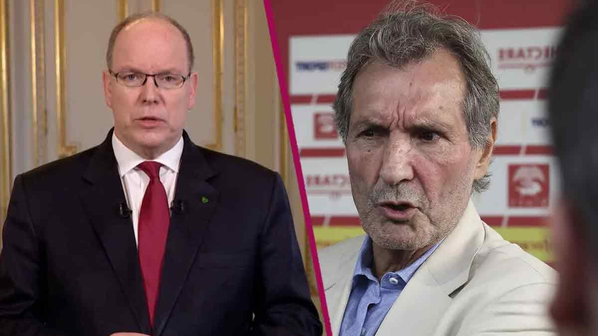 Jean-Jacques Bourdin «fracassé» sur BFM TV — la réplique cinglante d'Albert de Monaco!