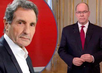 Jean-Jacques Bourdin « totalement détruit» sur BFM TV, le coup bas d'Albert de Monaco
