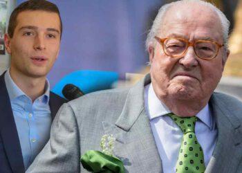Jordan Bardella, en couple avec la petite-fille de Jean-Marie Le Pen