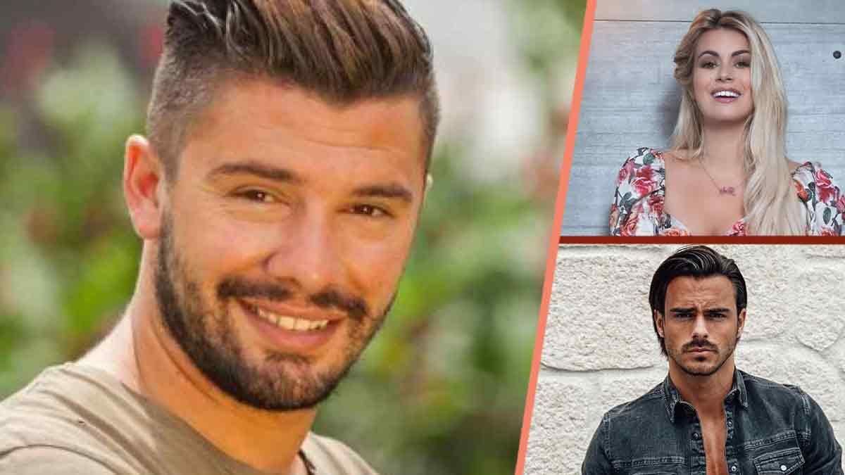 Kevin Guedj (Les Marseillais) s'attaque violemment à Benjamin Samat, pour défendre Carla Moreau