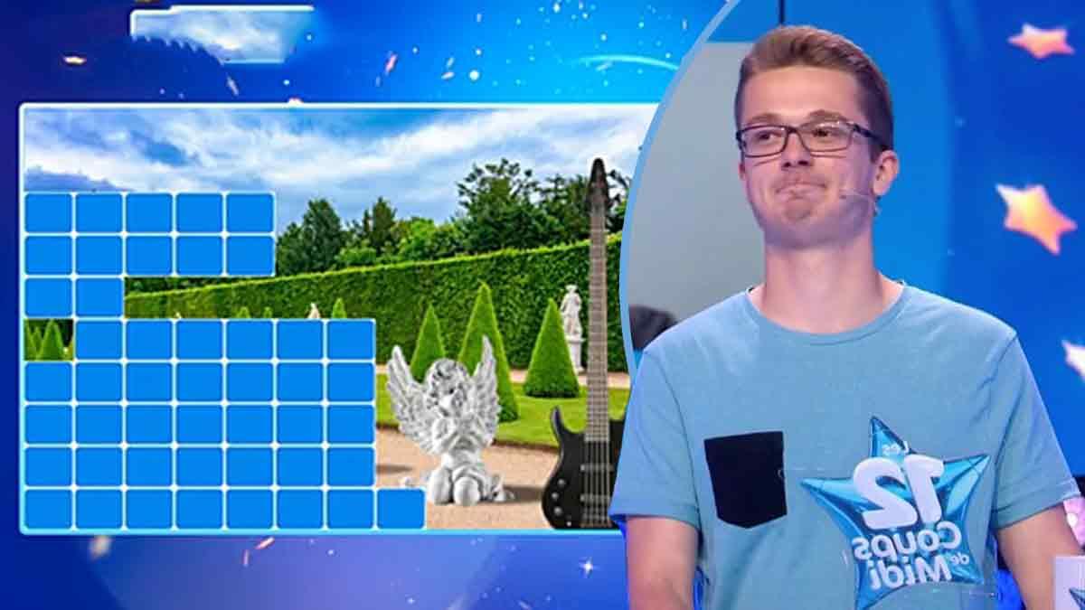 Les 12 coups de midi: Léo éliminé avant de découvrir sa 3e étoile mystérieuse sur TF1