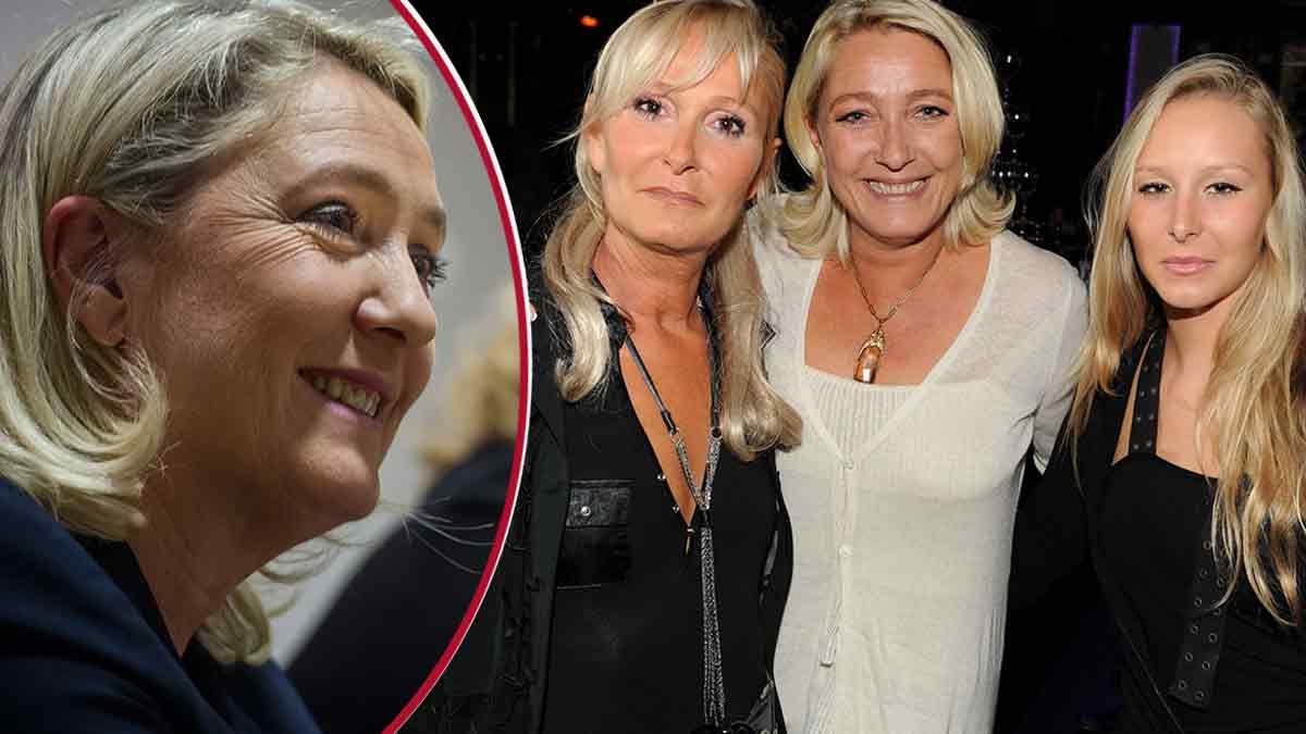Marine Le Pen et ses sœurs victime d'un attentat, les dernières nouvelles sont inquiétantes