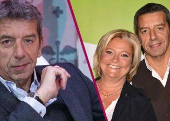 Michel Cymes et Marina Carrère d'Encausse en couple, ça se confirme !