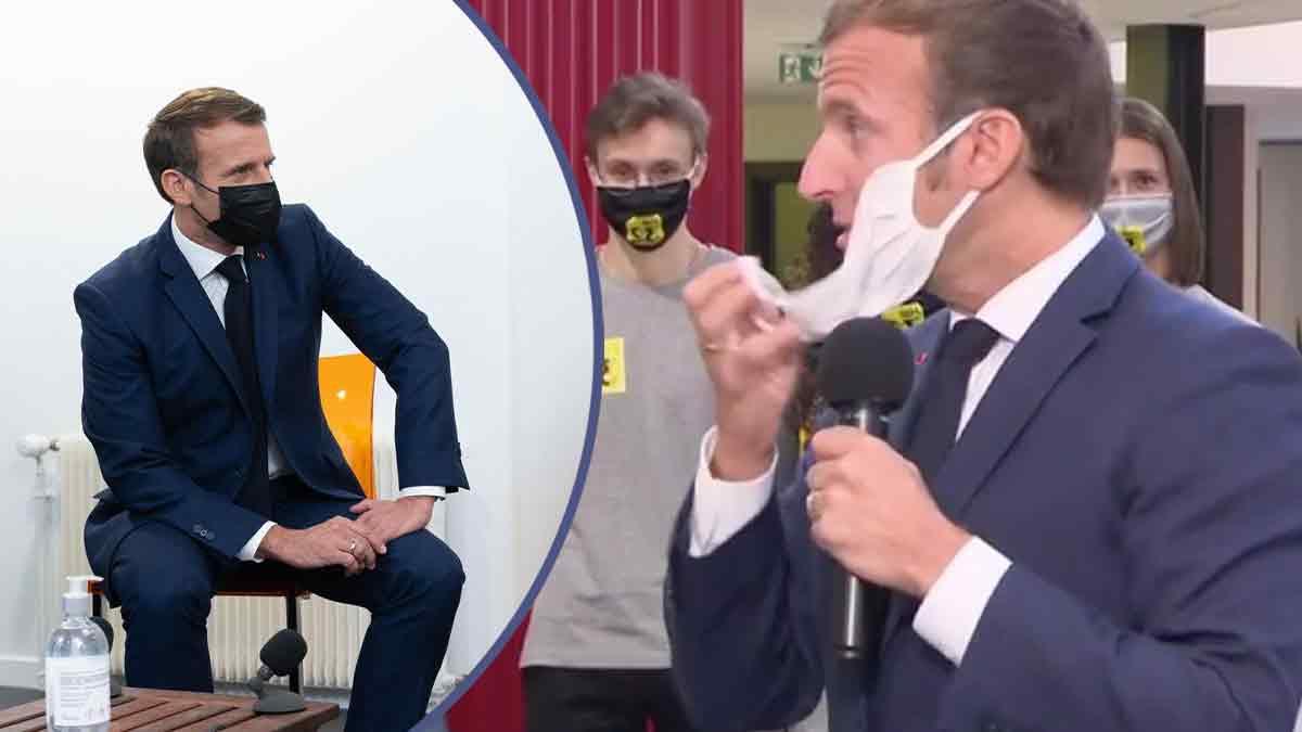 Emmanuel Macron: Un de ses gardes du corp pris en flagrant délit en galante compagnie