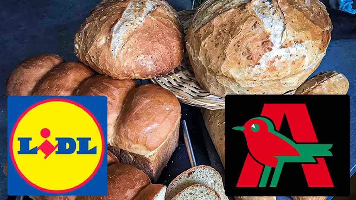Auchan et Lidl rappellent de toute urgence des lots de pains, de brioches, et des biscuits qui sont dangereux pour la santé- A ne pas consommer!