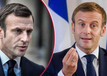 Emmanuel Macron: ce jour où il était harcelé sexuellement