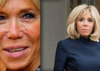 Brigitte Macron: cette somme astronomique qu'elle dépense en coiffure et maquillage scandalise!