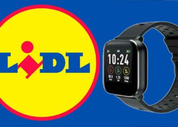 Lidl, frappe encore fort avec cette montre connectée inspirée de l'Apple Watch à un prix défiant toute concurrence!