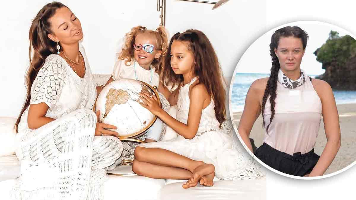 Alexandra Koh Lanta Les 4 Terres Cet Adorable Cliche Avec Ses Filles Qui A Fait Fondre Les Autres Aventuriers Cuisineza