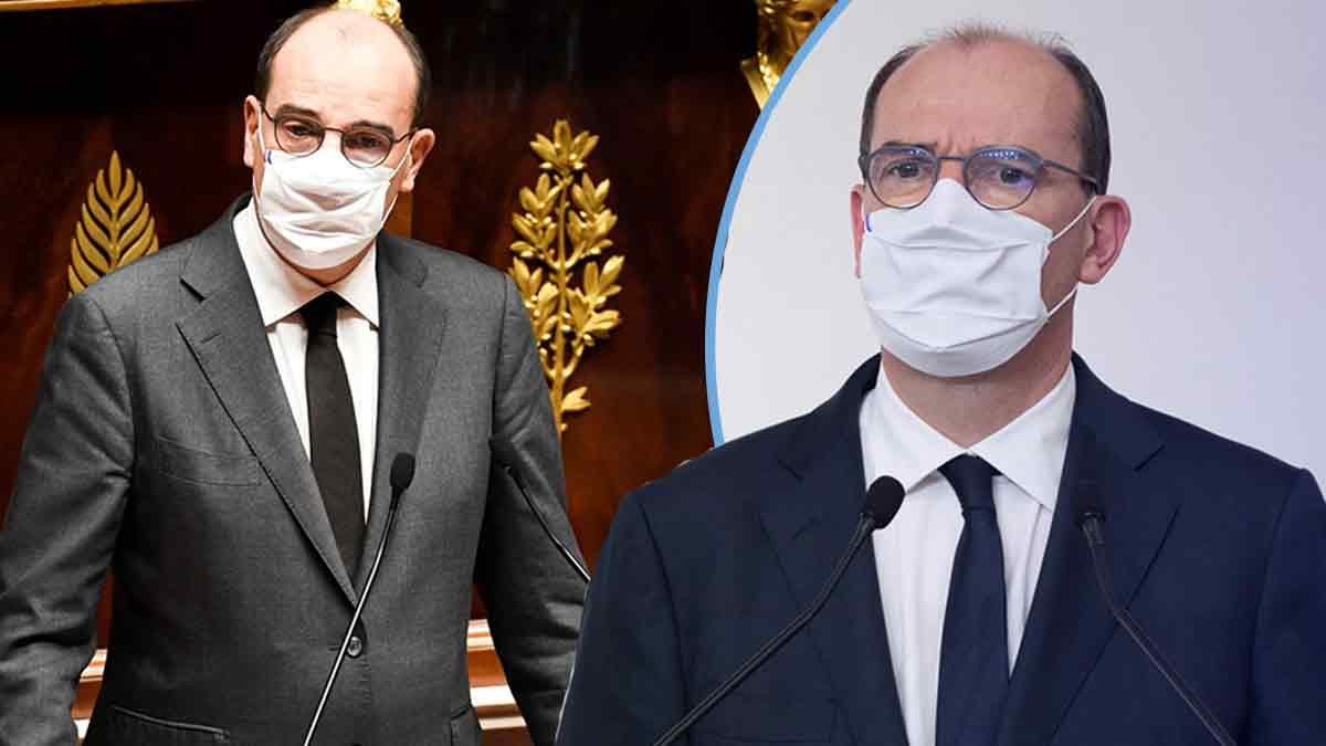Jean Castex : ce «geste osé» du Premier ministre dans le 20h de TF1, les téléspectateurs n'en reviennent pas!