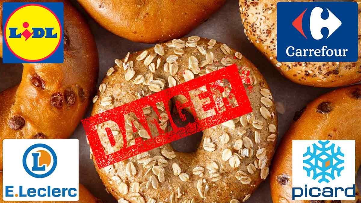 Urgent! Lidl, Gerblé, Auchan, Carrefour, Leclerc…: rappellent des produits contaminés par un pesticide qui sont nocifs pour les consommateurs