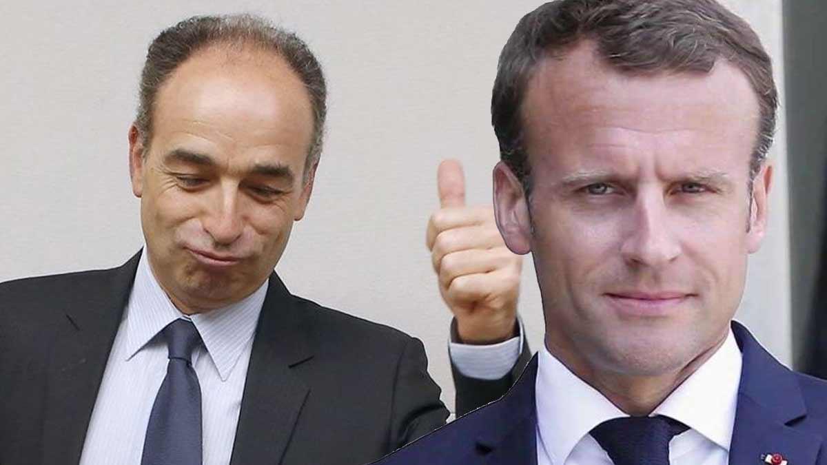 les SMS intimes qu'Emmanuel Macron a envoyés à Jean-François Copé dévoilé au grand jour