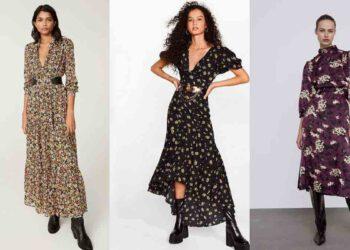 Tendance mode 2021: Les robes imprimées fleuries sont le mode de tous les temps