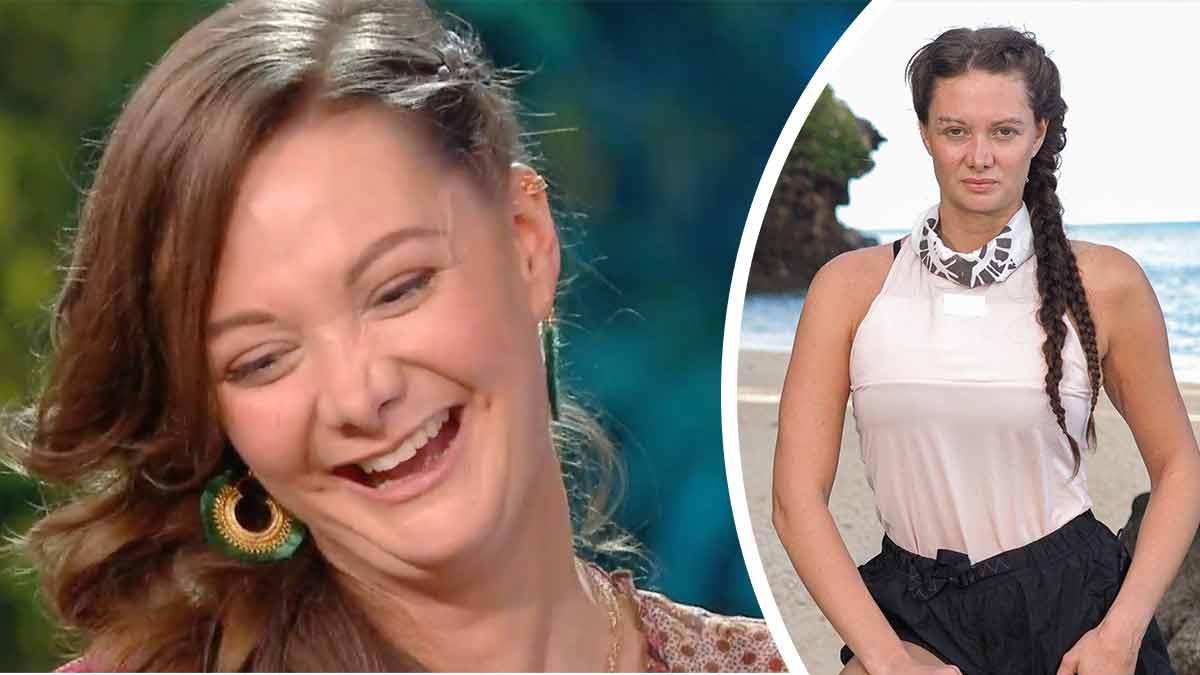 Alexandra «Koh-Lanta» confie à Denis Brogniart ce qu'elle va faire avec ses énormes gains de 100000 euros