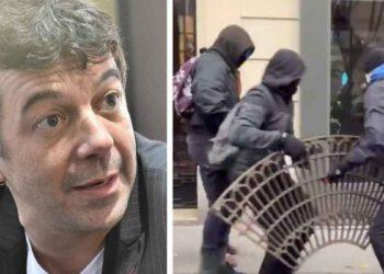 Stéphane Plaza, furax, il pousse un coup de gueule suite à la destruction d'une de ses agences immobilières