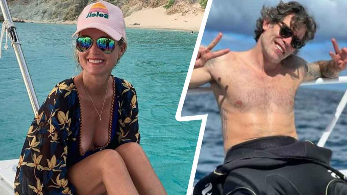 Laeticia Hallyday et Jalil Lespert: plus complices que jamais, le couple s'éclate en vacances à Saint-Barthélemy