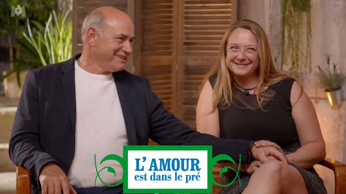 L'amour est dans le pré2020: Cathy et Lionel en couple? Ils font des révélations inattendues lors du bilan