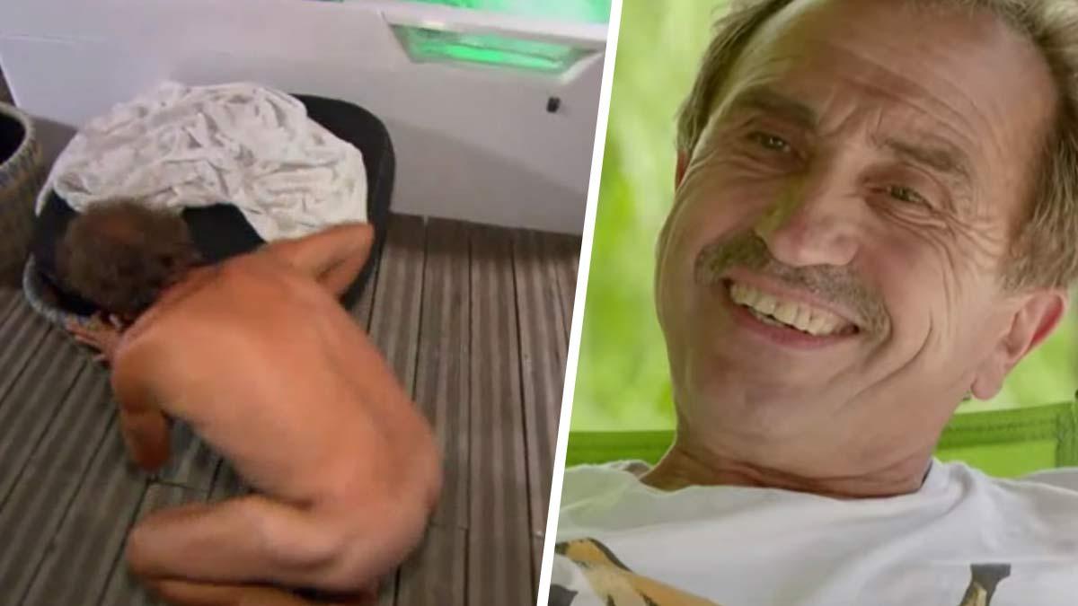 L'amour est dans le pré 15 : Jean-Claude se retrouve «fesse en l'air» dans l'émission suite à une terrible chute