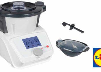 Lidl met en vente un robot Monsieur Cuisine pour enfants à moins de 35euros! Offre à ne pas rater !